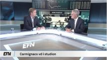 Didier Saint-Georges on EFN TV